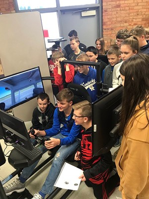 WCMS Flight Simulator