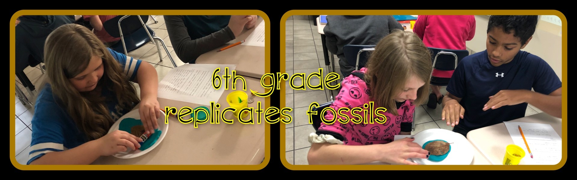Making Fossils
