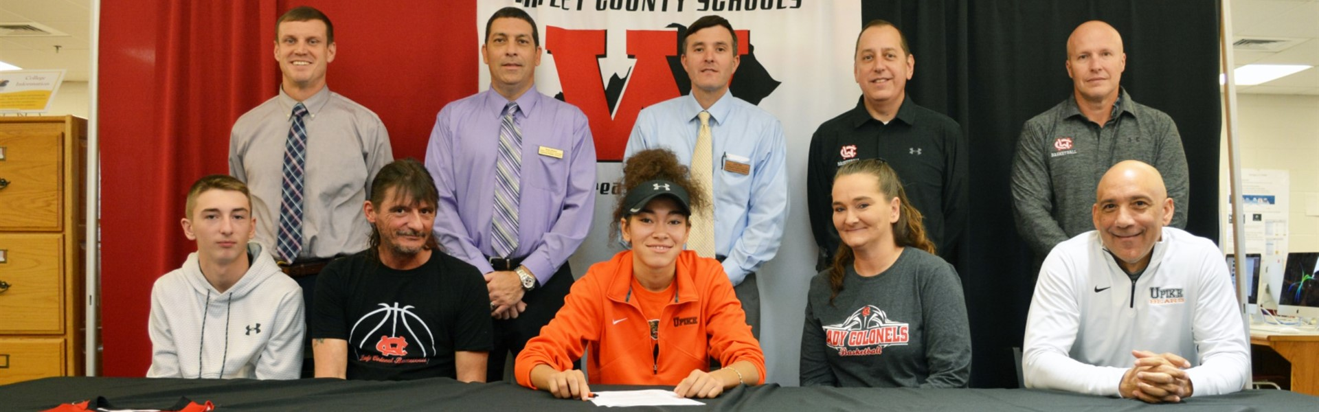 Sierra Feltner signs with UPike