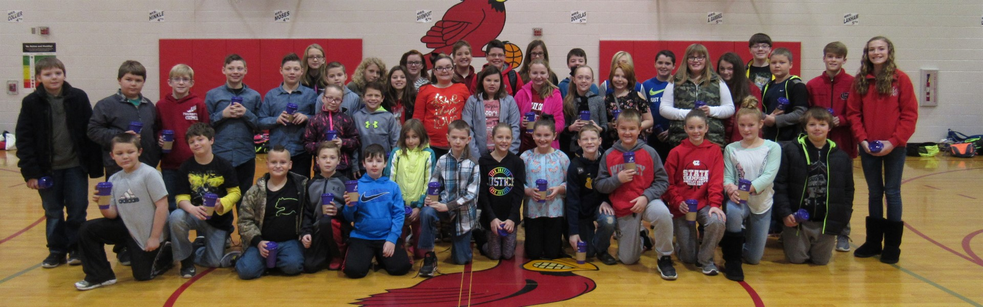 Recognizing Perfect Attendance