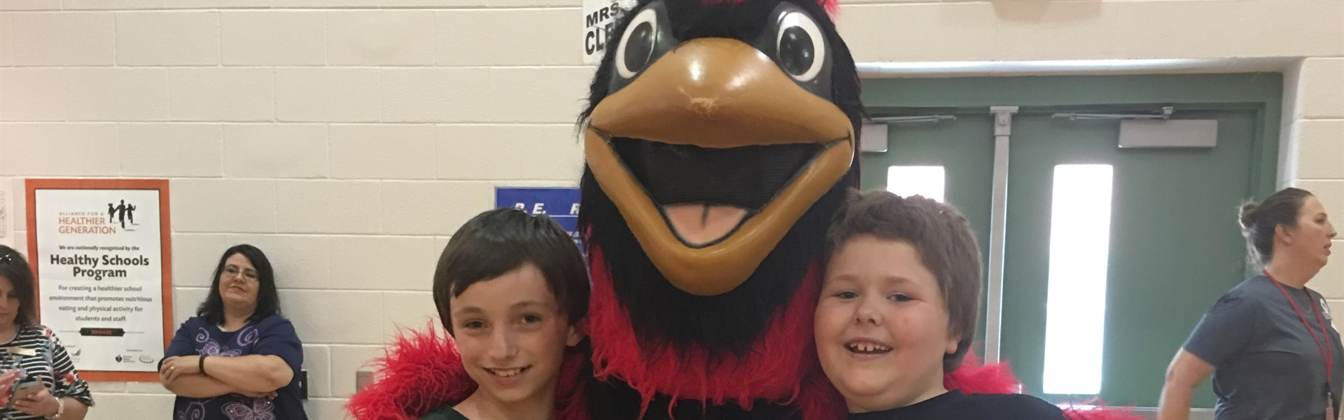 We LOVE our Cardinals!
