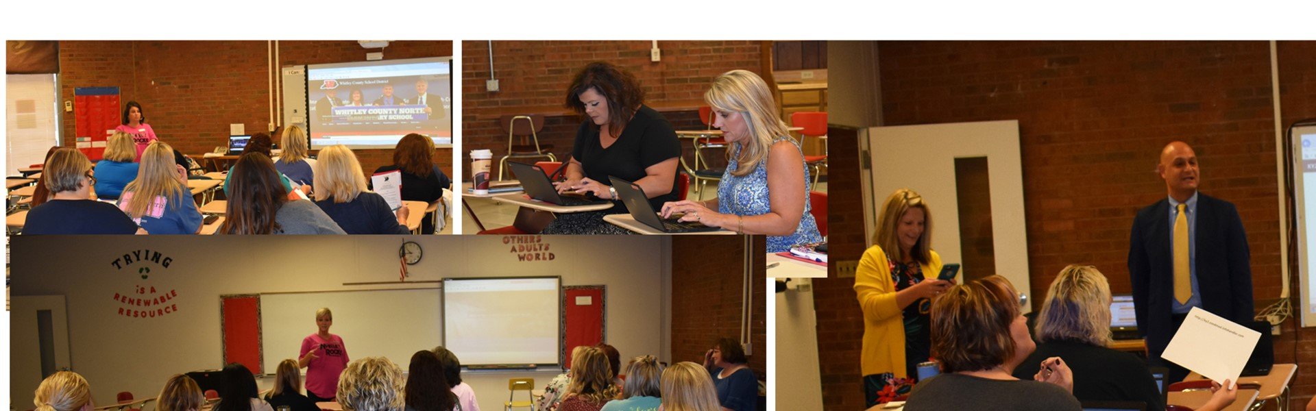 Whitley County Employees Professional Development begins