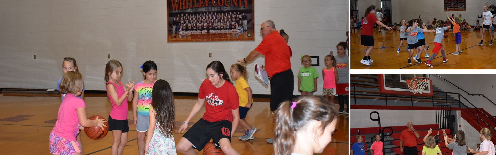 2018 Lady Colonels Basketball Camp