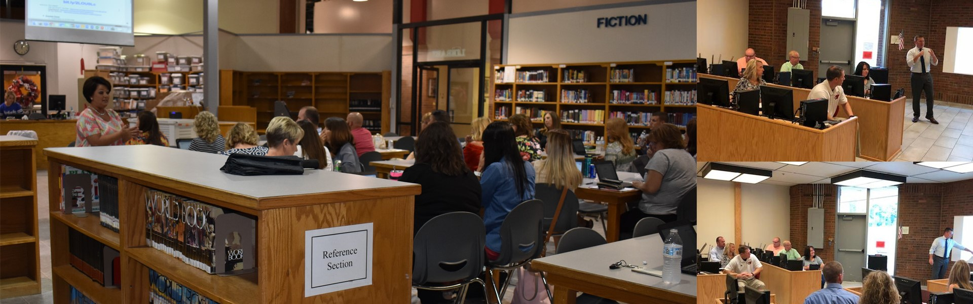 Whitley County Staff Receive Digital Training