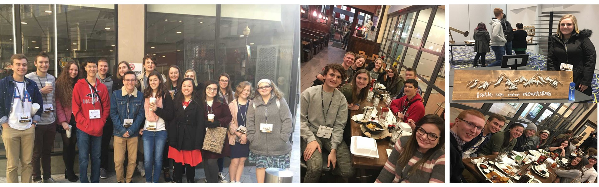 WCHS students attend Beta Conference!