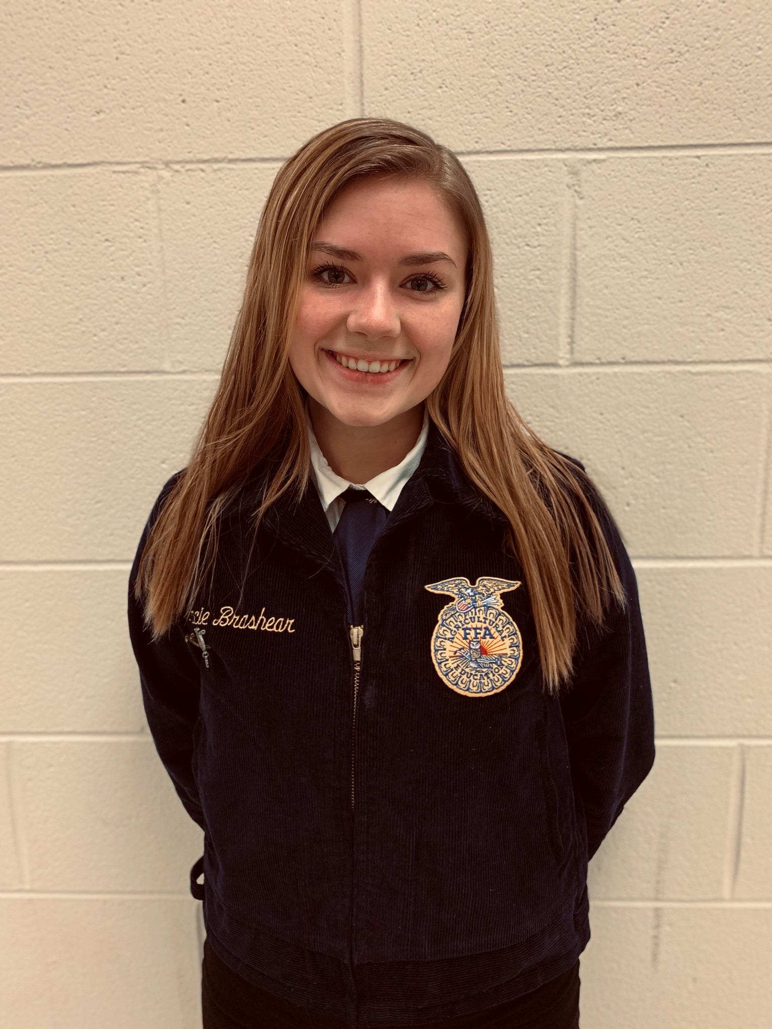Gracie Brashear Regional Reporter for Ky River Region